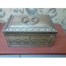 Λειψανοθήκη ξύλινη