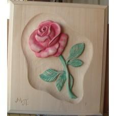 Σκαλιστό Τριαντάφυλλο